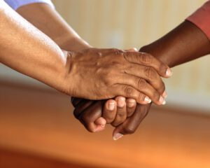 hands-people-friends image file